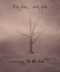 Será Será que al árbol vendrás...