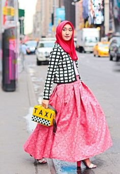 modern hijab styles dian pelangi