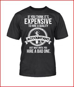 Accounting tshirt