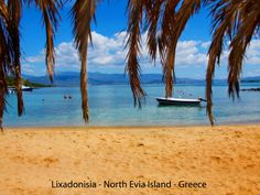 LIxadonisia Evia Island Greece Greek Islands, Homeland, Beautiful Places, To Go, Vacation, Country, City, Water, Beaches