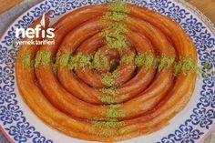 Halka Tatlısı Tarifi (videolu) - Nefis Yemek Tarifleri Ratatouille, Ethnic Recipes, Food, Eten, Meals, Diet