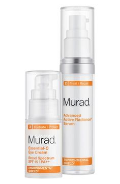 Women's Murad 'Age Reform' Environmental Shield Skin Bright Duo (Limited Edition) (Nordstrom Exclusive) ($158 Value)