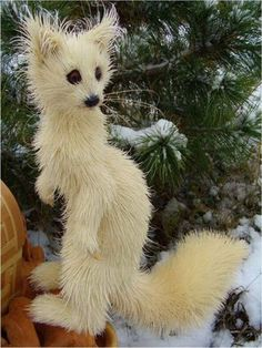 Unique Crafts, Wood Chips Animal Sculptures from Sergei Bobkov Chip Art, Art Carved, Wood Creations, Animal Sculptures, Wood Sculpture, Unique Art, Wood Art, Wood Crafts, Creatures