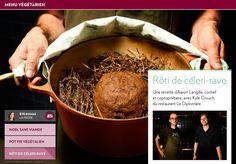 Noël sans viande - La Presse+