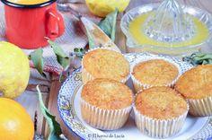 #Receta: #magdalenas de limón #singluten #sinlacteos