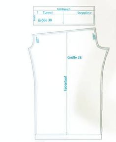 Schnittmuster: Sommerhose nähen - Anleitung zum Selbermachen