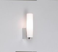 Astro 0327 Tulsa Chrome Halogen Bathroom Wall Light, from Lights 4 Living