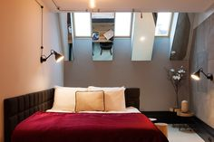 Hotel Rum Budapest is a boutique design hotel with a rooftop bar, located in the city center of Budapest. Spiced Rum, Cotton Sheets, Your Perfect, Bed, Modern, Room, Furniture, Medium, Design