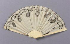 Regency white fan