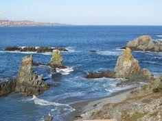 Three Sisters! Mad Rocks, Bay Roberts, Newfoundland Sister Bay, East Coast Travel, Wild Weather, Atlantic Canada, Newfoundland And Labrador, Wide World, Three Sisters, Prince Edward Island, New Brunswick