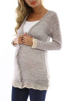 Cute maternity clothes.  I will be glad I saved this website