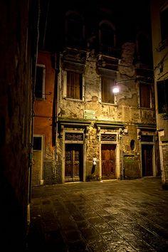 Venice at night #7