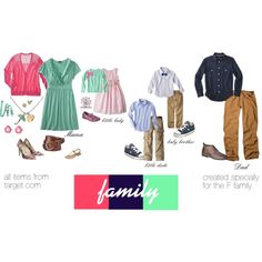 What to Wear | Picture Day Outfit Ideas | Inspiration for the F family