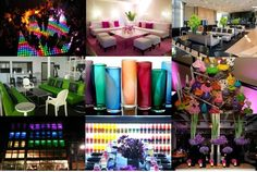 We're feeling vibrant! This week's MINTerest brings together a collection of events all incorporating vibrant colours #vibrant #colours #colors #party #event #fun #food #drinks #themintagency