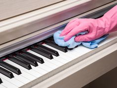 How to Clean an Upright Piano