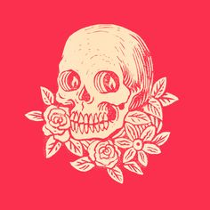 "Drawing Roses samdunn: ""Little edit taken from my latest Lino print, finally started planning the block today! Art And Illustration, Doodle Art, Et Tattoo, Yakuza Tattoo, Linoprint, Paris Art, Art Design, Skull Art, Art Inspo"