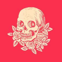 "Drawing Roses samdunn: ""Little edit taken from my latest Lino print, finally started planning the block today! Art And Illustration, Illustrations, Doodle Art, Lino Art, Et Tattoo, Yakuza Tattoo, Linoprint, Paris Art, Skull Art"