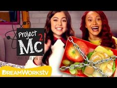 What's In the Bag Challenge with Camryn Coyle: The Sound Catcher | Project Mc² - YouTube