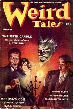 Virgil Finlay, Weird Tales 39-01.