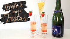 Aprenda a fazer DRINKS PARA FESTAS lá no Canal Luvie >> https://youtu.be/s_4EXtKHo9A #diy #receita #drinkdefesta #drinkdeverao