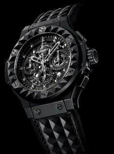 Hublot Big Bang Depeche Mode limited edition
