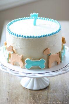 Dog Themed Children's Birthday Party