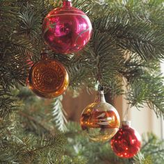 How often has the Christmas tree Afforded me the greatest glee  Oh Christmas tree Oh Christmas tree ... . More little baubles from the 1960's