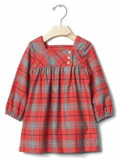 Baby dress design kids clothes Ideas for 2019 Baby Girl Dress Patterns, Dresses Kids Girl, Kids Outfits, Baby Outfits, Dress Girl, Pink Dress, Girls Frock Design, Baby Dress Design, Baby Frocks Designs