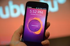 The yesterday by Canonical newly presented mobile operating system Ubuntu Phone OS shows now on a Galaxy Nexus in the first hands-on video Mark Shuttleworth, Gnu Linux, Galaxy Nexus, App Support, Best Smartphone, Mobile Technology, Its My Bday, Computer Repair, E 10