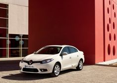 2014 Renault Fluence More Dynamic and Modern