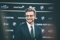 Simon Baker (ZFF 2017) Simon Baker, Robin Tunney, The Mentalist, Green Carpet, Best Series, Filmmaking, Gentleman, Actors, Style