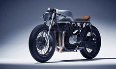 Honda CB1100 By Dimitri Bez