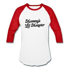 Mommy's Lil Monster, Harley Quinn t-shirt, but mommy replace daddy