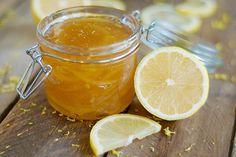Doce de Aproveitamento de Limonada