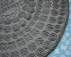 Sellos de arcilla hecha a mano de cerámica por chARiTyelise en Etsy                                                                                                                                                      Más