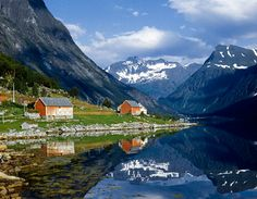 Norway. Amazing! National Geographic's top pick for best places to travel, 2009
