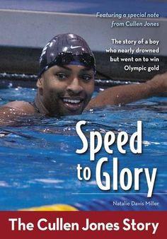 Speed to Glory: The Cullen Jones Story (ZonderKidz Biography) Price:$6.99