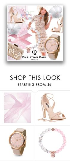 """Christian Paul"" by selmina ❤ liked on Polyvore"
