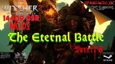 """The Witcher 2 """"The Eternal Battle"""" 1440P DSR + Mods + SweetFX Asus GTX 970"""