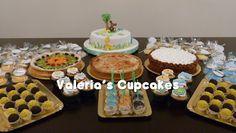 Valeria´s Cupcakes: Animalitos para el cumple de Lolo
