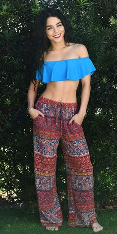 We can't stop crushing on Vanessa Hudgens high street Coachella looks!