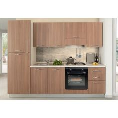 Cucina New Smart L 255 H 216