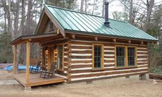 Small Cheap Log Cabins Building Rustic Log Cabins, small ...