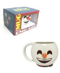 Xmas Emoji Mug- Snowman By Streamline
