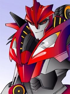 Knockout- Transformers Prime