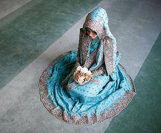 Muslim Bride #Hijab