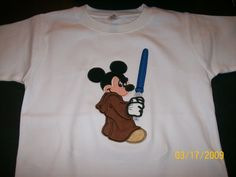 Custom Made to order Mickey Mouse as a Star by magicalmemories04, $20.00
