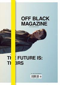 알라딘: Off Black Magazine (반년간 영국판): 2016년 No.5 (표지 랜덤) - 영어, 연간 2회 발행
