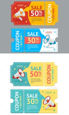 Coupon Sale Vector EPS. Download here: https://graphicriver.net/item/coupon-sale-vector/16746461?ref=ksioks