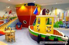 Сформирован новый список оборудования для детских площадок, которое необходимо декларировать и сертифицировать.